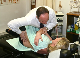 Dr Ashton Vice / Spinal and joint manipulation specialist in London: UK